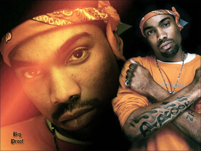 Big Proof: «Мэр детройтского хип-хопа».