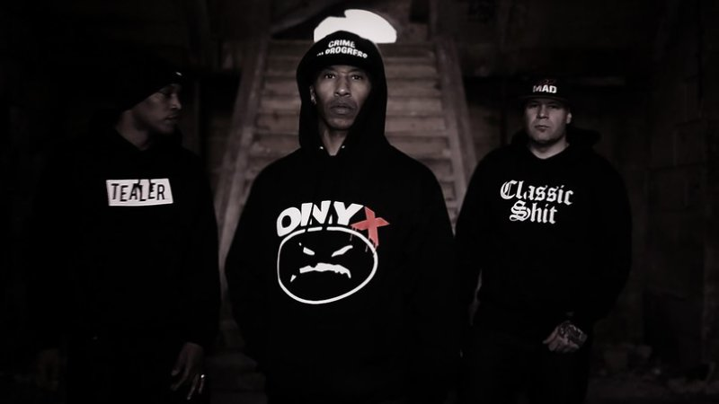 Onyx — BOOM!! [Prod by Snowgoons]