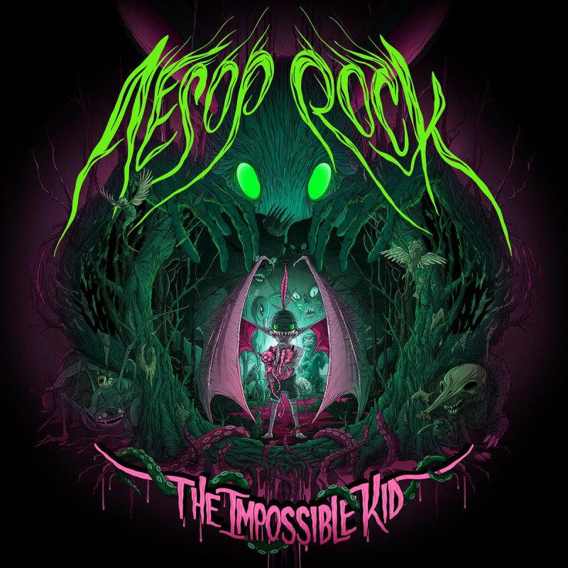 Aesop Rock — «The Impossible Kid». Альбом уже можно послушать