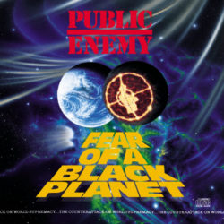 Этот день в Хип-Хопе: Public Enemy — «Fear of a Black Planet»