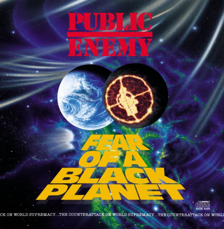 Этот день в хип-хопе: Public Enemy — «Fear of a Black Planet»
