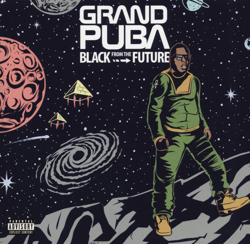 "Grand Puba — ""Black From The Future"". Новый альбом от участника Brand Nubian"