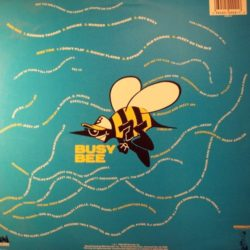 Busy Bee — Live in Atlanta (1988)
