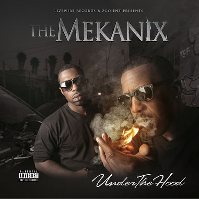 Премьра клипа! The Mekanix «On My Hustle» (feat. Keak Da Sneak, Iamsu!, J. Stalin, 4rAx & Iesha Brooks)