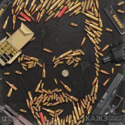 Кажэ — «Прощай Оружие». Премьера альбома