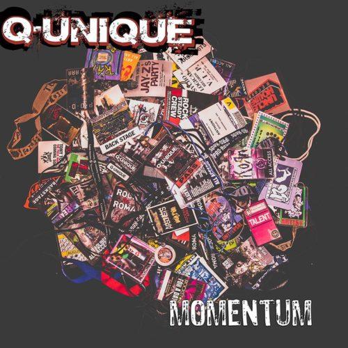 Q-Unique — «Momentum». Премьера нового EP