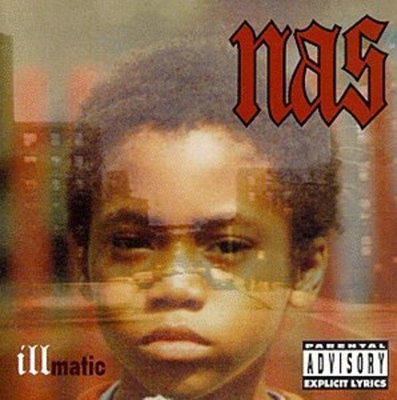 Nas «Illmatic» (1994)