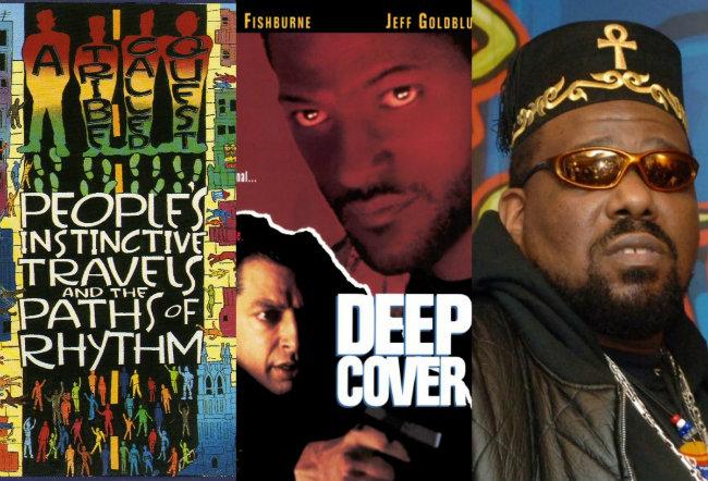 Этот день в хип-хопе: A Tribe Called Quest, фильм «Deep Cover» и Afrika  Bambaataa