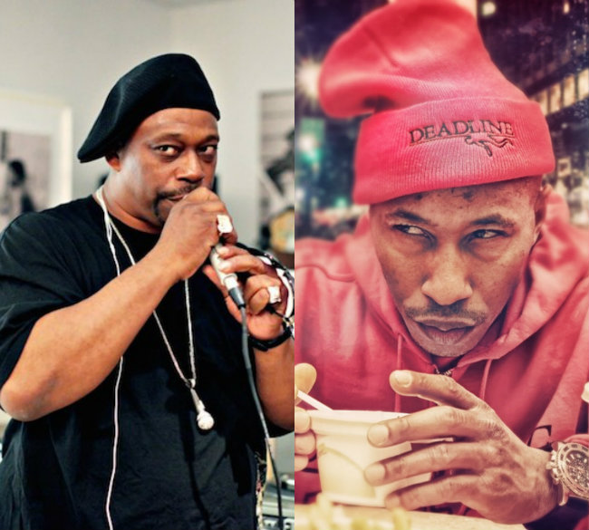 Этот день в хип-хопе: Grandmaster Caz и Fredro Starr