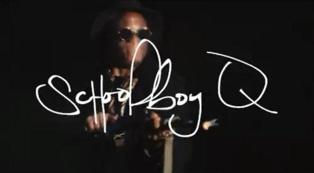 Свежее видео от ScHoolboy Q «Groovy Tony»