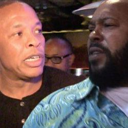 Dr. Dre обвиняется в покушении на убийство Suge Knight