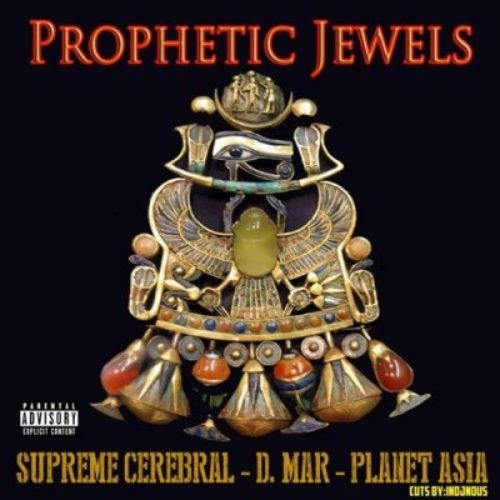 Supreme Cerebral «Prophetic Jewels» Feat. Planet Asia