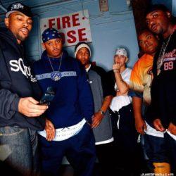 В сеть попал неизданный 25-минутный фристайл Eminem и D-12