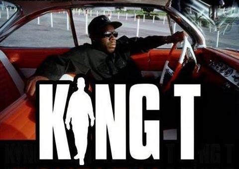 King T назвал 5 своих любимых песен N.W.A