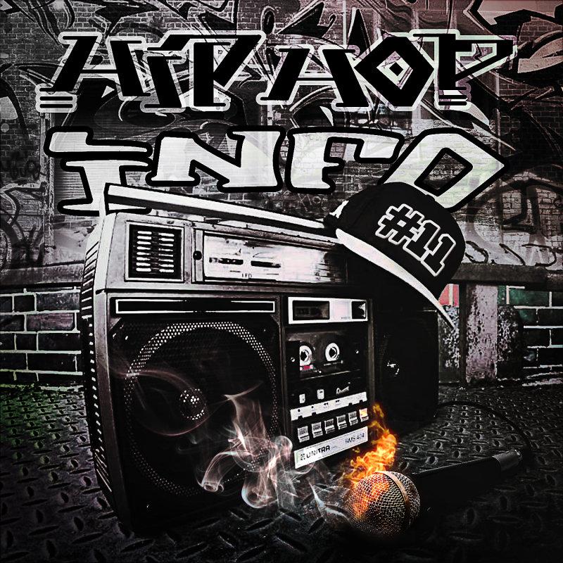 Сборник – Hip-Hop IN4 #11 (2016)