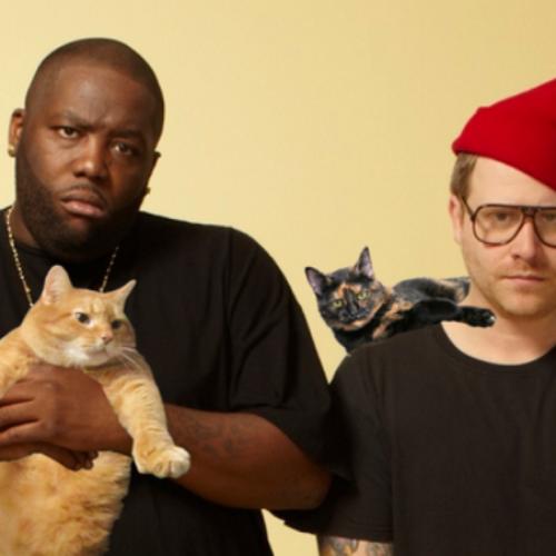 Новое странное видео от Run The Jewels и Gangsta Boo — «Love Again»