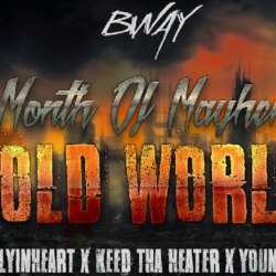 Новая музыка из Канзас-Сити: Young Broadway feat. Lyinheart, Keed Tha Heater & Young Twon «Cold World»