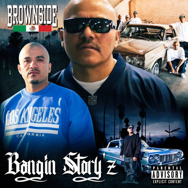 Brownside «M.W.A (Mexicans With Attitude)»