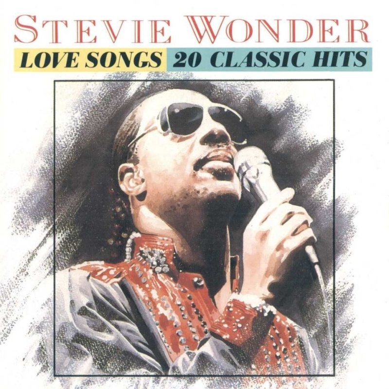 Stevie Wonder «Greatest Hits (1985)»