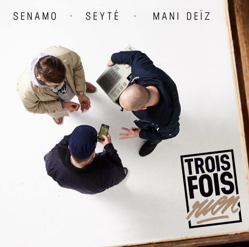 Франция: два новых видео на биты Mani Deïz: LaCraps и Senamo, Seyté