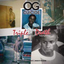 Новый сингл от OG Cuicide «Triple Death» (feat. Kali Red)