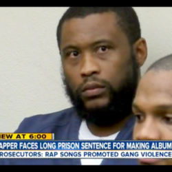 Как суды используют рэп-лирику, чтобы упрятать человека за решётку просто из-за цвета кожи