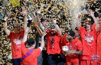 Баскетбол: ЦСКА выиграл Евролигу! Локомотив стал третьим!