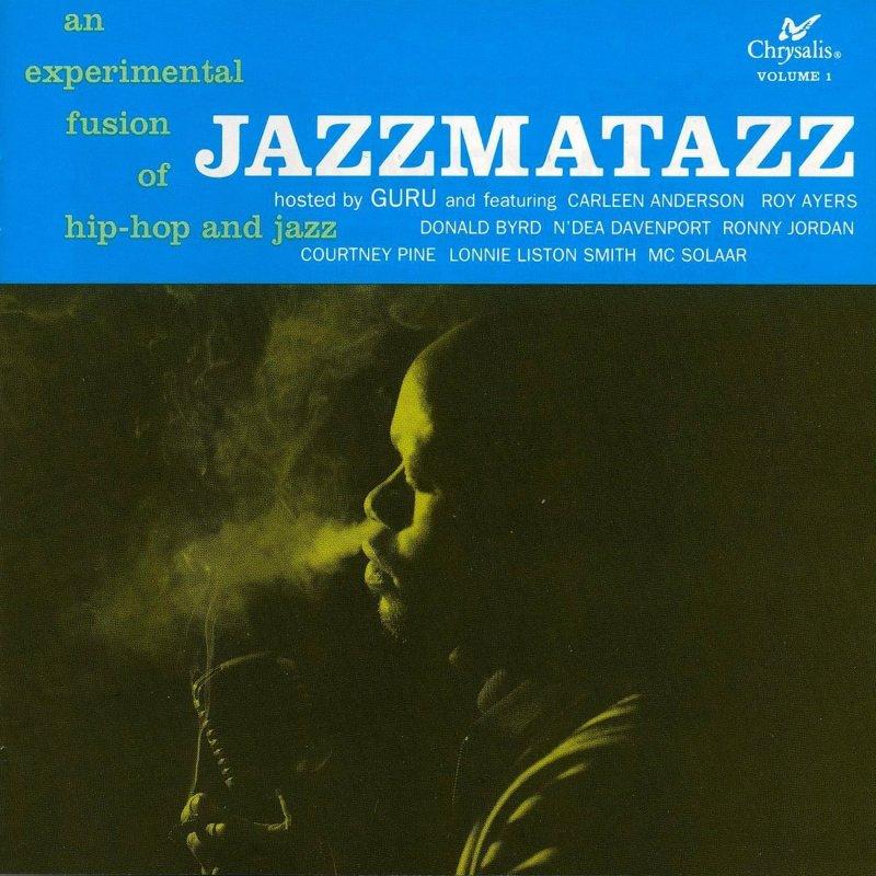 Этот день в хип-хопе: «Guru's Jazzmatazz, Vol. 1»