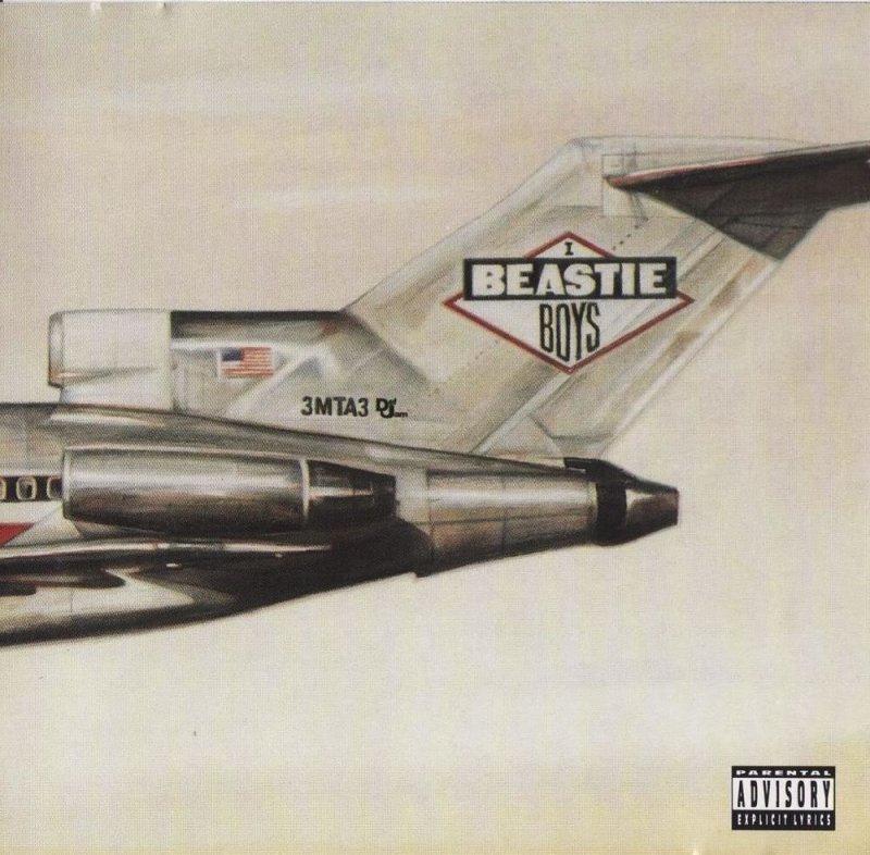 Beastie Boys «Licensed To Ill»