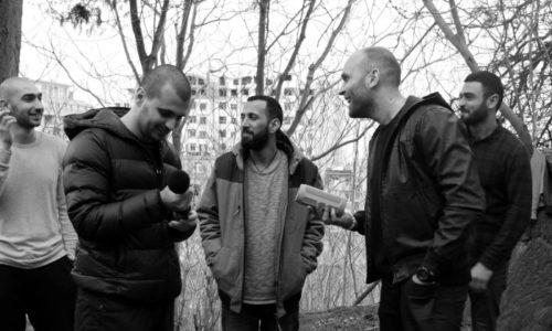 Представляем вам новый проект от наших друзей из солнечного Баку — Rhyme Time