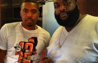 Rick Ross хочет стать исполнительным продюсером нового альбома Nas