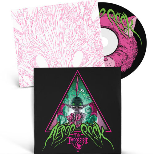 В сеть попало два бонус-трека Aesop Rock, что не попали в альбом
