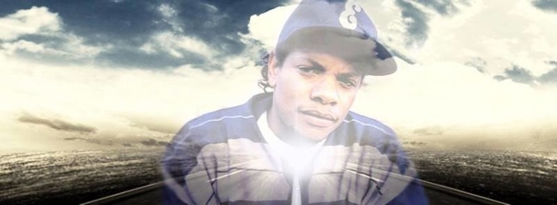 Very first graphic design Arpad made on November 15th 2014. (Eazy-E)