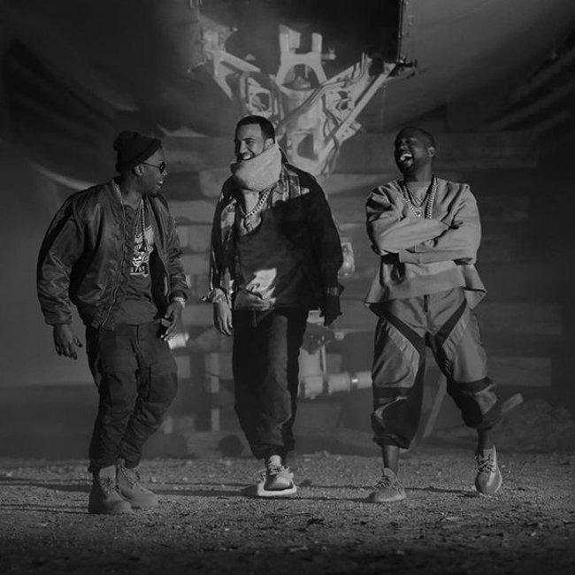 Премьера клипа от трех разноплановых исполнителей: French Montana Feat. Kanye West & Nas — «Figure It Out»