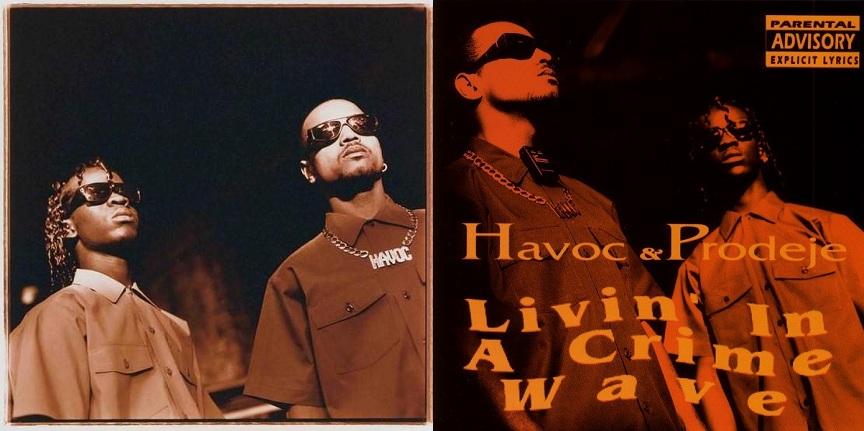 Рецензия на OG-релиз: Havoc & Prodeje «Livin' In A Crime Wave» (1993)