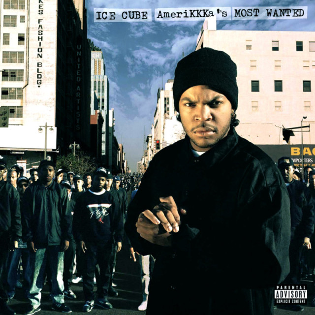 Этот день в хип-хопе: Ice Cube — «AmeriKKKa's Most Wanted».