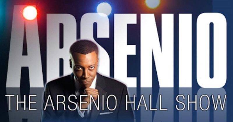 Суперзвезды хип-хопа в последнем выпуске Arsenio Hall Show (ремастеринг)