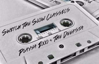 Соскучились по звуку 90-х? Тогда послушайте новый трэк от Playya 1000 «Switch The Slow Classics»