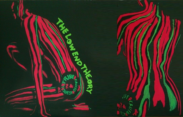 """История A Tribe Called Quest: """"The Low End Theory"""""""