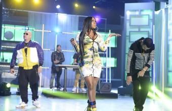 Fat Joe, Remy Ma и French Montana исполнили «All The Way Up» на телешоу «The Real»