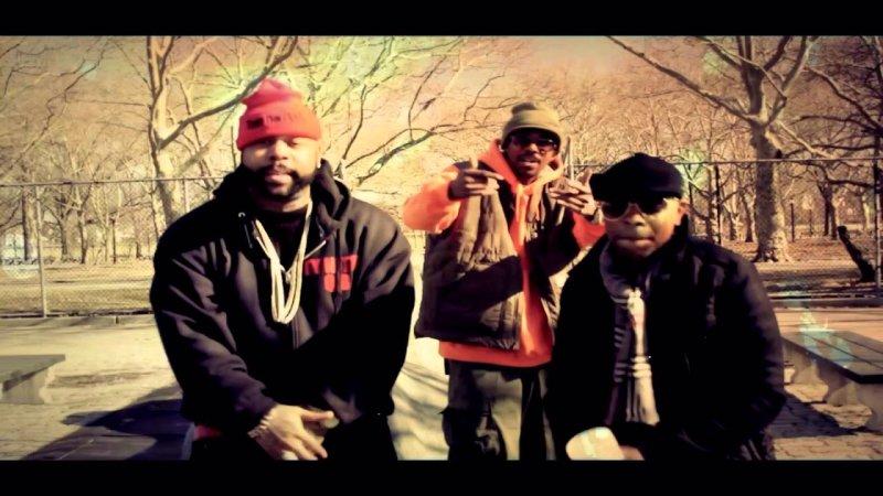 Новое видео из Нью-Йорка: Ty Nitty (Infamous Mobb), Lil' Dap (Group Home) и La Da God «BQE»