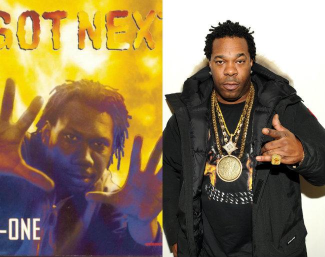 Этот день в хип-хопе: Busta Rhymes и KRS-One