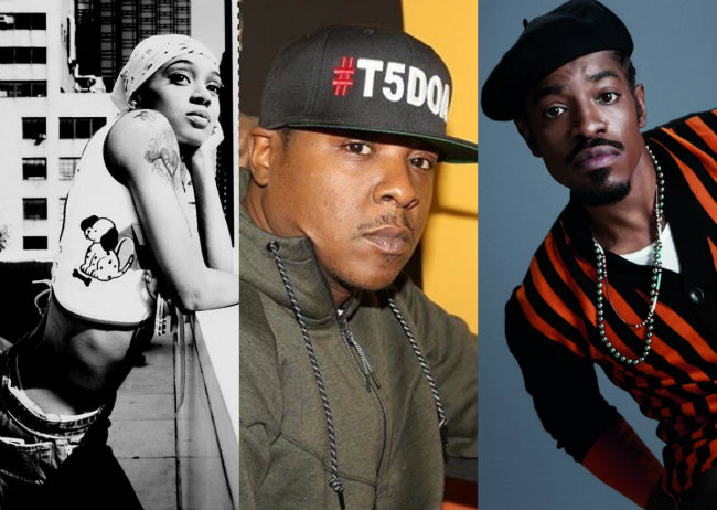 Этот день в хип-хопе: Дни рождения Lisa «Left Eye» Lopes, Jadakiss и Andre 3000