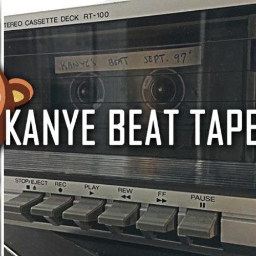 В сеть слили биты Kanye West, написанные в 1997 году