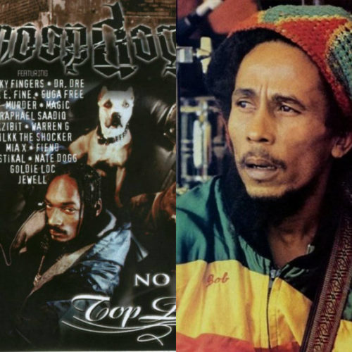 Этот день в Хип-Хопе: Snoop Dogg и Bob Marley