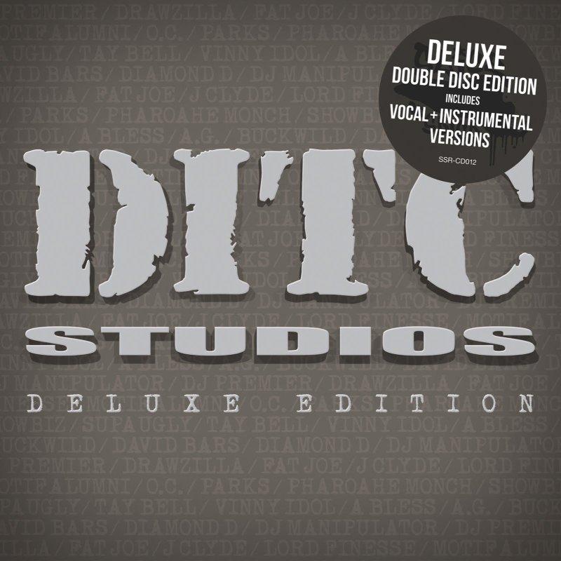 D.I.T.C. — «D.I.T.C. Studios». Премьера долгожданного альбома от легенд