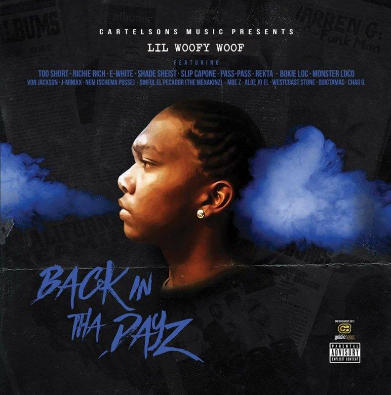 Lil Woofy Woof «Back In Tha Dayz». Премьера G-Funk альбома!