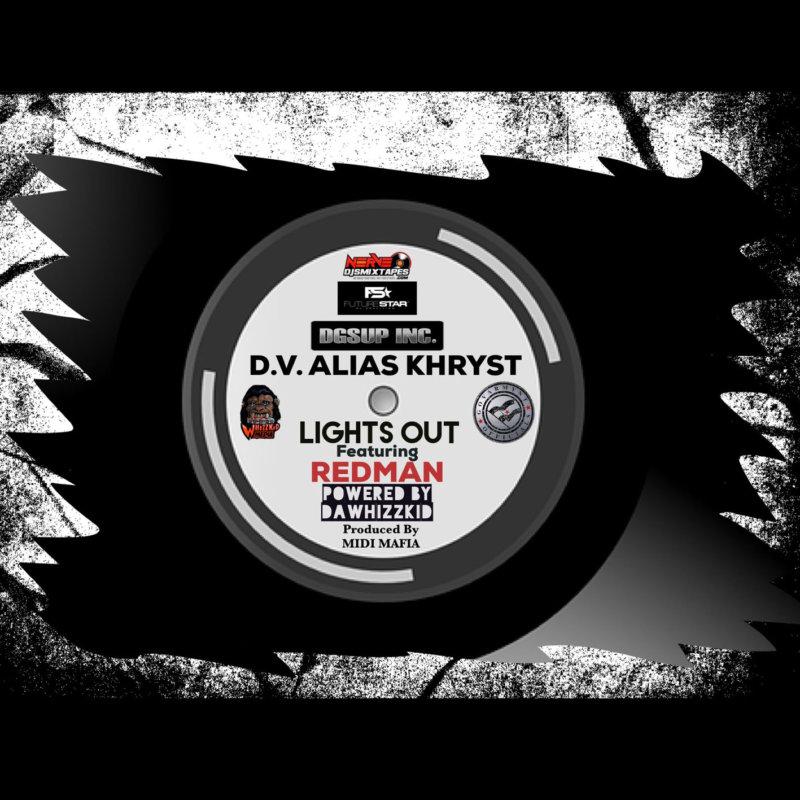 Redman принял участие в новом треке D.V. Alias Khryst «Lights Out»