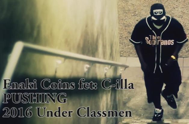 Enaki Coins feat. C-Illa «Pushing»