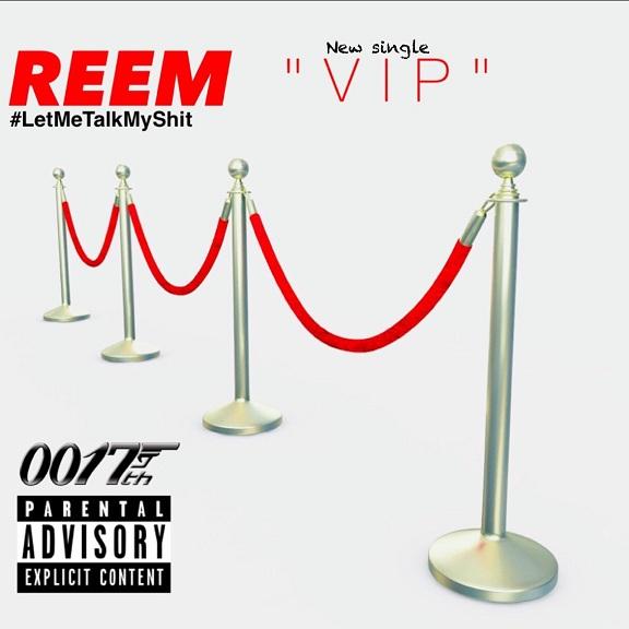 Свежий сингл из Нового Орлеана: Reem (0017th) «VIP»